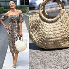 Fashionas_Iknowit (@fashionas_iknowit) • Instagram photos and videos Chic Outfits, Work Outfits, Straw Bag, Shoulder Dress, Photo And Video, Videos, Dresses, Photos, Instagram