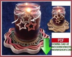 Show your patriotism with this Patriotic Candle Tray!!