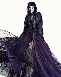 Chesco López - Fashion Photography - Disney Villains - Ursula Concept Ideas