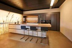Die 48 besten Bilder von Küche mit Bartheke   Open plan kitchen ...