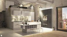 Przystanek Inspiracja - zdjęcie od Galeria Wnętrz Domar - Kuchnia - Styl Industrialny - Galeria Wnętrz Domar