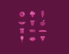 "Check out new work on my @Behance portfolio: ""12 minimalistic icons"" http://be.net/gallery/50693449/12-minimalistic-icons"
