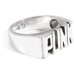 TOM BINNS Punk Ring in Silver ($34) ❤ liked on Polyvore featuring jewelry, rings, accessories, anillos, silver rings, punk rings, punk jewelry, punk rock rings and tom binns jewelry
