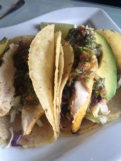 Fish Tacos Cosmo Tapas