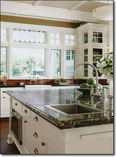 Beautiful Kitchens Article - Old Mill Mantels