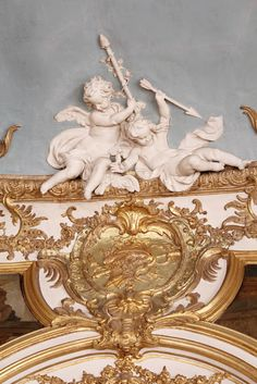 ORNAMENTAL WOODCARVER Patrick Damiaens: The HOTEL DE SOUBISE in PARIS | CARVED WALL-PANELING | 18th Century Interiors