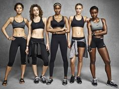 A bra revolution has begun. The Nike Pro Bra Collection is here. #NikeProBra