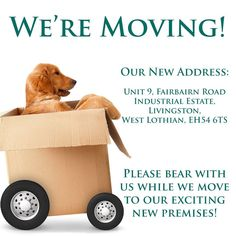 "Land of Holistic Pets on Instagram: ""We are moving! Please bear with us while we get everything transferred to our new premises and set up. We are trying to make this…"" Everything, Bear, How To Make, Instagram, Bears"