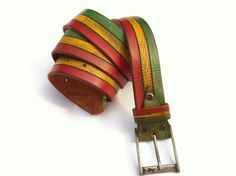 Hey, I found this really awesome Etsy listing at https://www.etsy.com/listing/56737883/red-yellow-green-rastafarian-leather