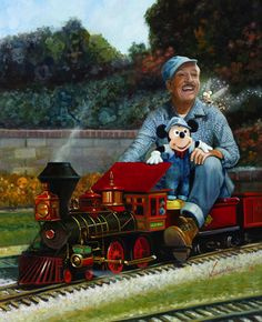 ALL ABOARD Giclee :)