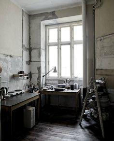 One Pic Wednesday: Unfinished kitchen - emmas designblogg