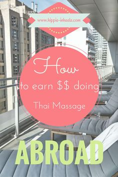 I've been a Thai Yoga Massage Therapist for a year and a half. I earned that money back in the first two massages I gave.