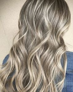 Grey Blonde Hair, Hairpieces For Women, Hair Toppers, Quality Wigs, Long Wavy Hair, Human Hair Wigs, Bombshells, Hair Pieces, Wig Hairstyles
