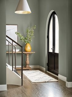 Subtle and Old-World-Inspired, Evergreen Fog Is Sherwin-Williams' 2022 Color of the Year