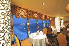 #MSCFantasia #restoran Il Cerchio d'Oro