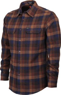 brown - view large Flannel Shirt Outfit, Mens Flannel Shirt, Shirt Jacket, Dress Attire, Men Dress, Cowboy Outfits, Casual Outfits, Designer Suits For Men, Tactical Clothing