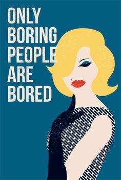 Boring People