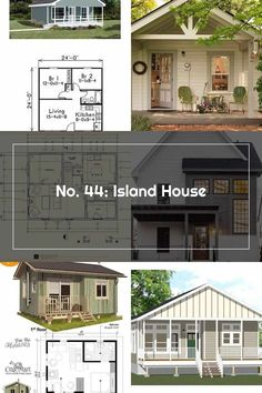 Small House Design, Catalog, Island, Flooring, Mansions, House Styles, Outdoor Decor, Home Decor, Decoration Home