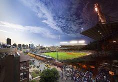 Wrigley Field, Chicago -