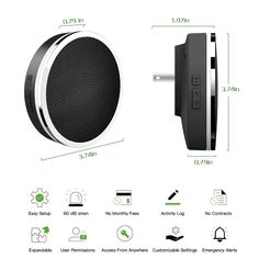 COWOO Professional Wireless Smart Home Security Alarm System DIY Kit App Control by SmartphoneCompatible with Alexa *** Continuously the item at the image web link. (This is an affiliate link). Home Security Alarm System, Smart Home Security, App Control, Diy Kits, Wifi, Home Improvement, Smartphone, Amazon, Image