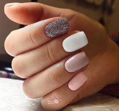 Now you might start to get fantastic ideas about how to do ombre. Keep your nails shiny and brave. Ombre acrylic nails are very popular nowadays. Shellac Designs, Ombre Nail Designs, Winter Nail Designs, Nail Art Designs, Design Art, Design Ideas, Nail Swag, Trendy Nail Art, Cool Nail Art
