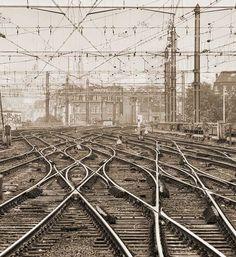 On The Right Track by J.J. Guy Longtin, via 500px