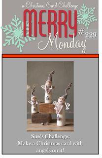 Merry Monday #229 {Angels}