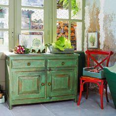 [Deco] Verde que te quiero verde   Decorar tu casa es facilisimo.com