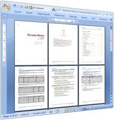 Technical writer business plan