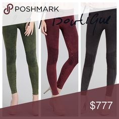 🎉COMING NEXT WEEK 🎉Vintage knee Shirring legging Step into Fall with these Vintage knee shirring leggings.  Will be available in OLIVE, BURGUNDY, & CHARCOAL. They are ONE SIZE. Made in USA 🇺🇸.  If you would like me to notify you when they arrive please like and comment below 😃 👍  TK1328232. Price will be $34 2 a T Boutique  Pants Leggings