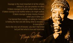 """""""I always tell my girls..Be Brave. When they reply, but I am still afraid, I tell them this: bravery is not being unafraid, it is being afraid..and doing it anyway."""" This has always been my definition of bravery."""