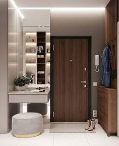 New tall bathroom storage cabinet cupboards Ideas Tall Bathroom Storage Cabinet, Interior Exterior, Interior Design, Home Entrance Decor, Home Decor, Dressing Table Design, Hall Furniture, Hallway Designs, Closet Remodel