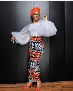 African Print Skirt, African Print Dresses, African Print Fashion, Africa Fashion, African Fabric, African Prints, Ankara Fabric, Modern African Fashion, African Fashion Designers