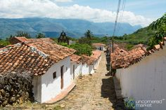 Hiking the Camino Real to Guane, Colombia