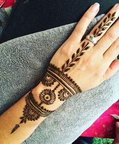 48 Gambar Mahendi Terbaik Henna Designs Henna Patterns Dan Henna