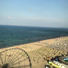 Saluti dalla ruota di #Rimini! - Instagram by n_montemaggi