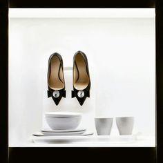 #heels #shopping #window