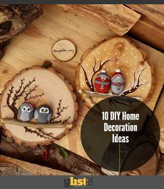 10 DIY Home Decoration and Organization Ideas You Will Love