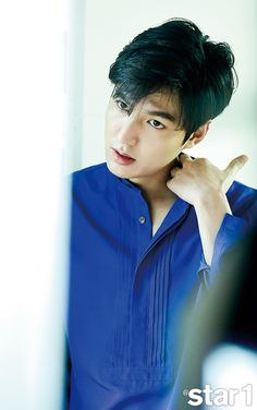 2017/04/19. I Love Lee Min Ho