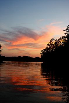 Took this during a fishing trip on Lake Sinclair in Eatonton, GA