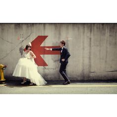 Wedding Photographers : Josh Chong Photography #Outdoor #Modern #Portraits