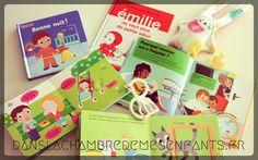 Livres jeunesse petite enfance - lecture - apprentissage - naissance - compréhension - quotidien - imagier