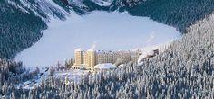 The Fairmont Chateau Lake Louise - Banff