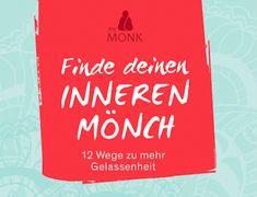 """Das erste gedruckte myMONK-Buch ist da: """"Finde deinen inneren Mönch"""""""