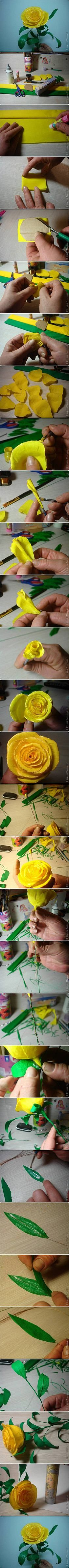 Wedding decorations using crepe paper october 2018  best Make Book paper Roses images on Pinterest in   Paper