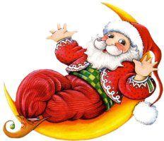 Nostalgie Kerstmis plaatjes