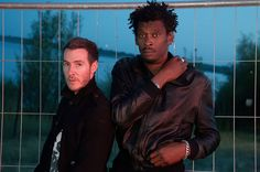 British music production duo Massive Attack poses backstage at the. Massive Attack, Radio City Music Hall, Metropolitan Opera, Music Artists, Photo Credit, Hollywood, Tours, Concert, American