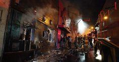 Opinião: Rede Globo dá exemplo na cobertura de incêndio no RS