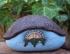 Gnome house (Love this)