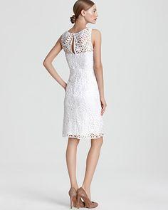 Adrianna Papell Sheath Dress- Women's | Bloomingdale's